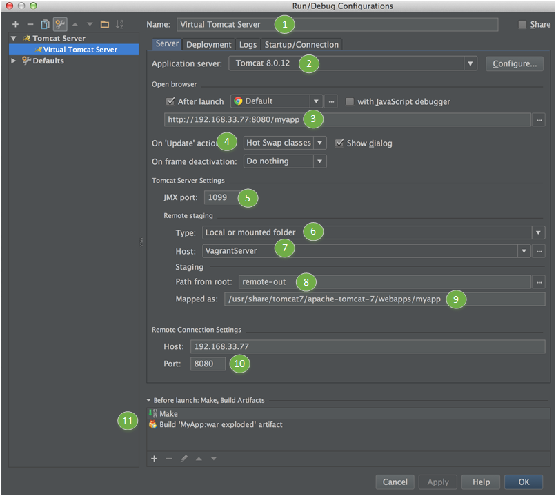 Using Vagrant, Chef and IntelliJ to Automate the Creation of the
